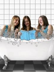 Lesespaß für die Wanne