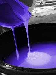 UV-Siebdruck