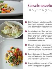 Kochbuch für Sehende & Blinde