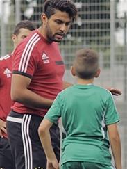 Selmen Sassi Football Coach